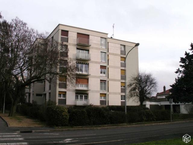 Vente appartement 4 pièces chatellerault 86100