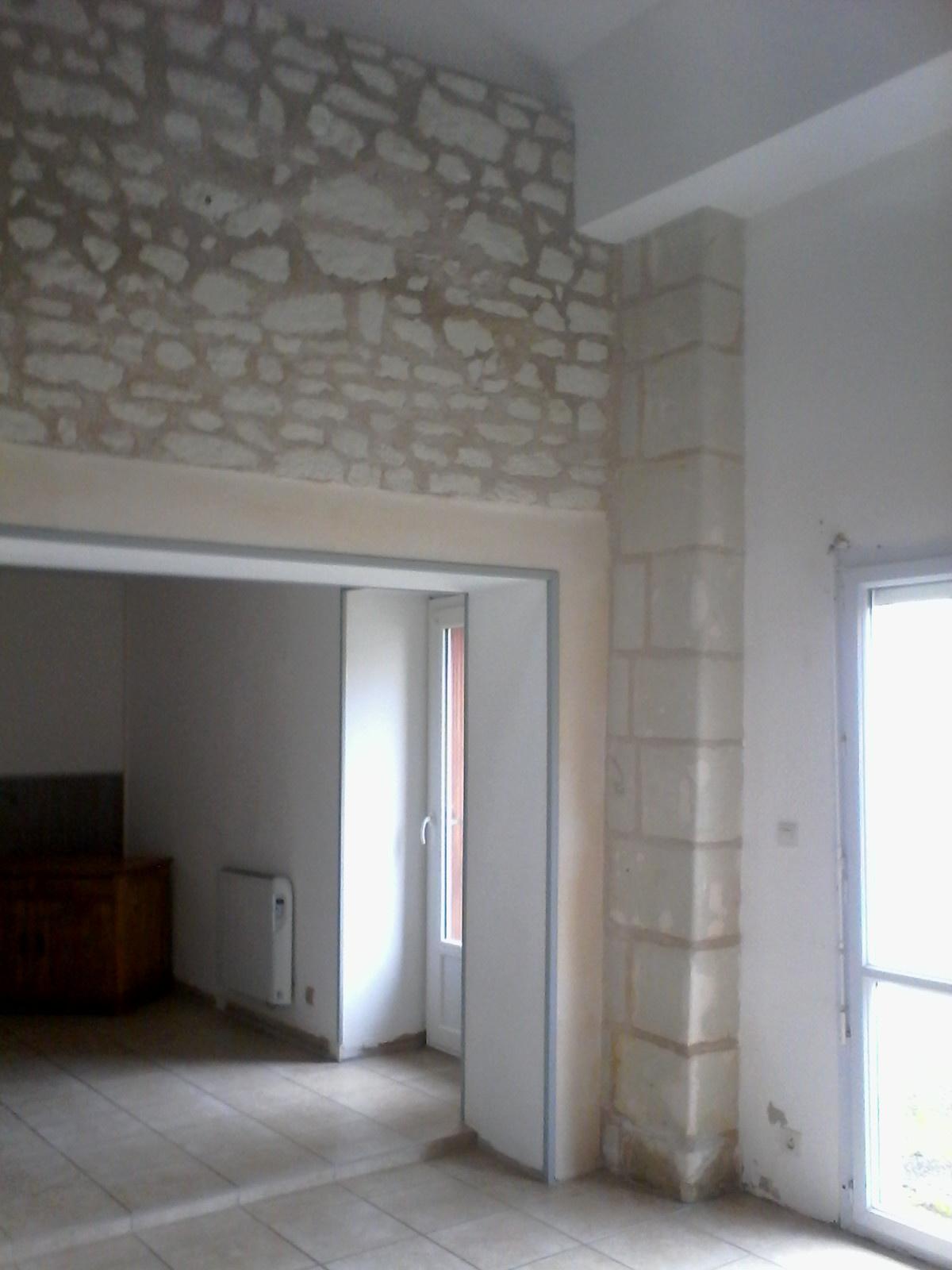 Vente Maison Scorbé Clairvaux Environ 107m2 3 Pièces Garage Non
